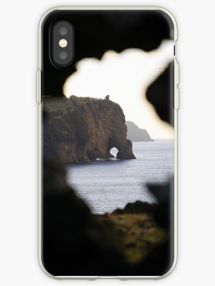 super popular ac4b1 f63a3 'Interesting coastline' iPhone Case by Gaspar Avila