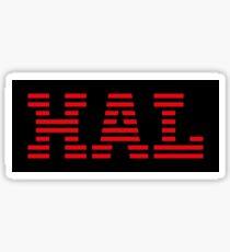HAL Sticker