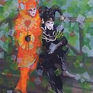 Magic carnival by dorina costras