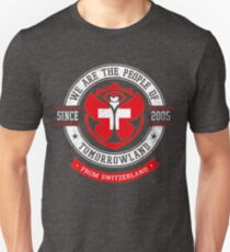 TML - switzerland Unisex T-Shirt