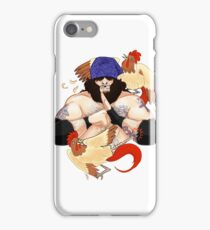 enter the chicken iPhone Case/Skin