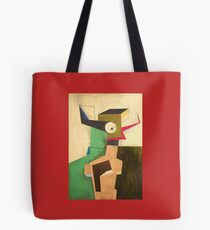 Architectual Abstract Tote Bag
