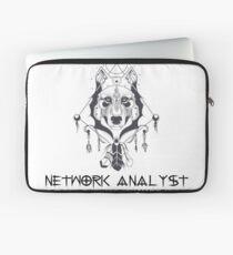 NETWORK ANALYST Laptop Sleeve