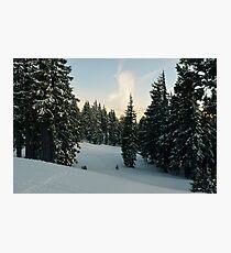 Rim Drive, Crater Lake National Park, Oregon Photographic Print