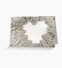 Hands: Love Greeting Card