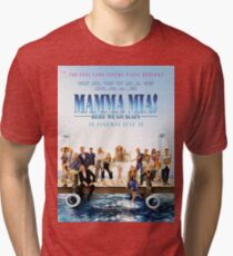 Mamma Mia: Here We Go Again! Tri-blend T-Shirt