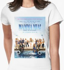Mamma Mia: Here We Go Again! Women's Fitted T-Shirt