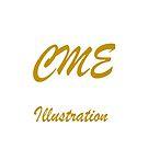 CME Illustration Logo by CMEillustration