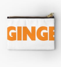 Ginge - Redhead/Ginger  Studio Pouch