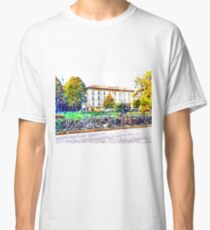 Arona: bicycles parked Classic T-Shirt