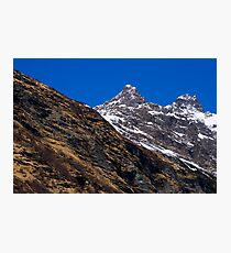 Alpine Colors Photographic Print