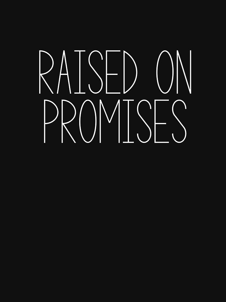 Raised on Promises / Tom Petty 'American Girl' lyrics  by nerdydesigns