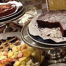 Restaurant Dessert Cart by waddleudo