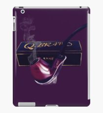 OH THE TASTE AND AROMA..TOBACCO SMOKING PIPE...PILLOW-TOTE BAG,PICTURE,CARD,PHONE SKINS,TABLET SKINS ECT... iPad Case/Skin