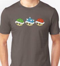Mario Kart Items- Shells Unisex T-Shirt