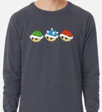 Sudadera ligera Mario Kart Items- Conchas