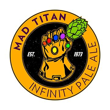 Mad Titan IPA by AngryMongo