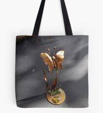 Butterfly- Copper Tote Bag