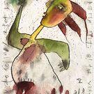 Two Broken Feet No. 5 by ReBecca Gozion