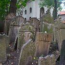 Jewish Cemetery Prague (Praha) by Imagery