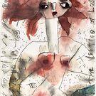 Two Broken Feet No. 7 by ReBecca Gozion