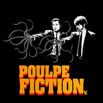 Octopus Fiction by SuperOctopus