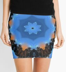 Blue Skies ! Mini Skirt