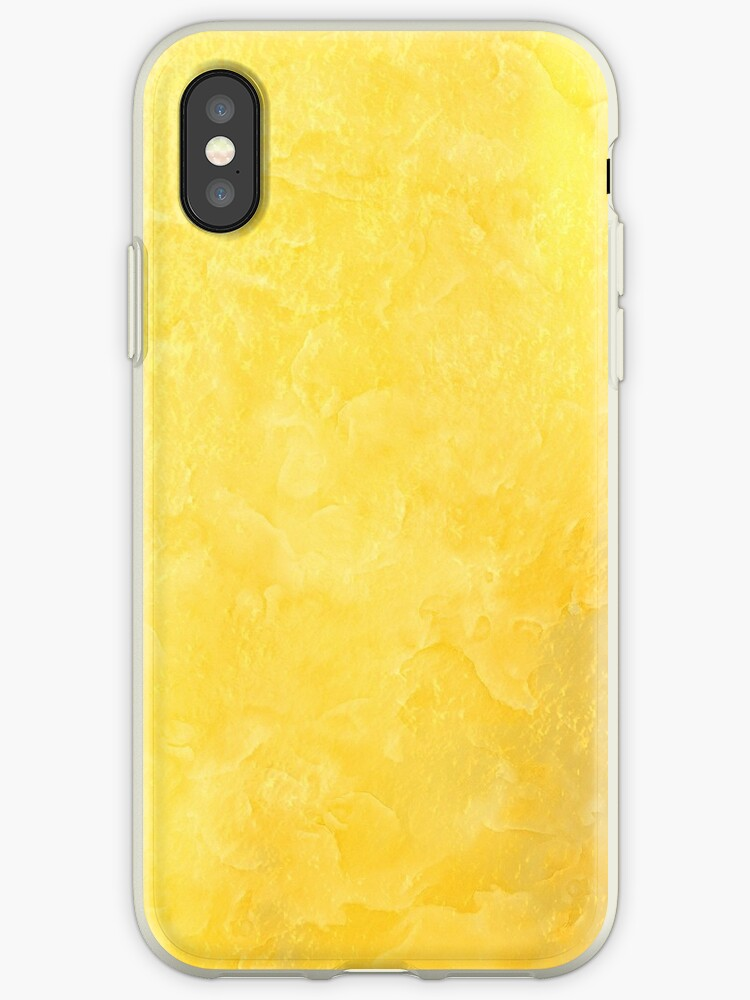 best sneakers 5f04d 0ab1f ' Bright Yellow Crystal Background - Cool Elegant Girly Pattern' iPhone  Case by Quaintrelle