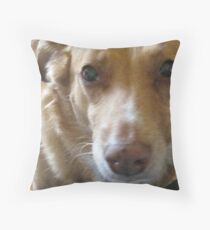 Little Maisey Throw Pillow