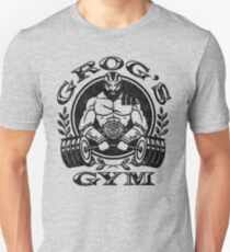 Grogs Fitnessstudio Slim Fit T-Shirt