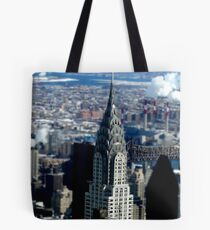 Crysler Model Tote Bag