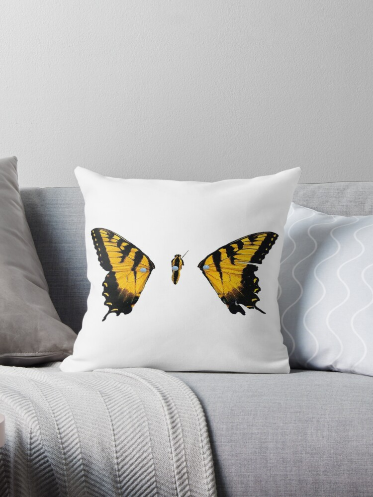 'Paramore Brand New Eyes' Throw Pillow by ilovemusic4979