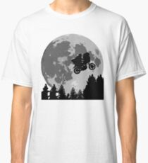 Modern E.T  Classic T-Shirt