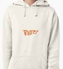Paramore Riot Pullover Hoodie