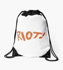 Paramore Riot Drawstring Bag
