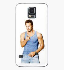 Chris Pratt Case/Skin for Samsung Galaxy