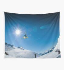Snowboard Sommer Wandbehang