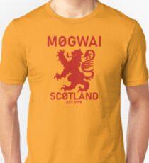 Mogwai Lion Rampant Unisex T-Shirt