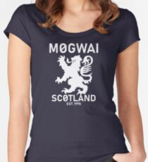 Mogwai Scotland Women's Fitted Scoop T-Shirt