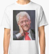 Bill Clinton Great Smile Classic T-Shirt
