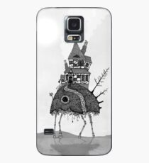 Walking House Case/Skin for Samsung Galaxy