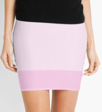 Baby Pink Mood Mini Skirt