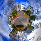 Planet Nagoya! TTI terminal... (HDR) by Yevgen Pogoryelov