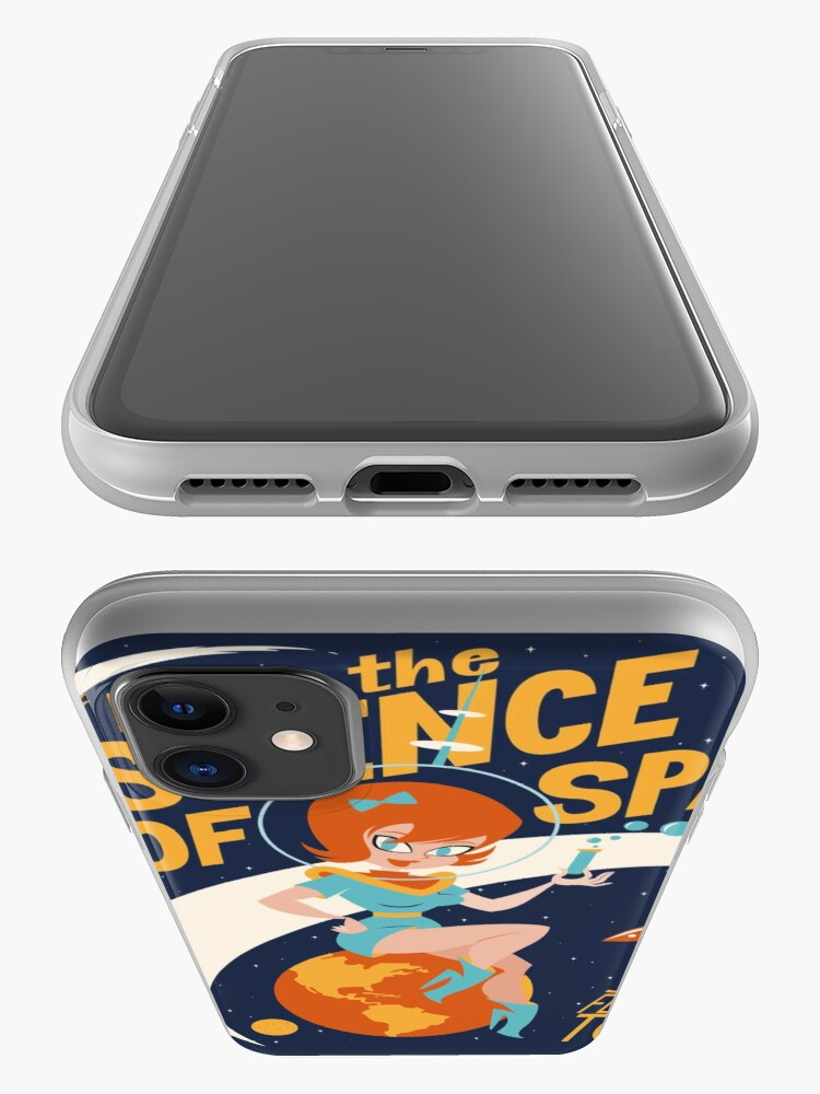 Alternate view of United Space Federation iPhone Case & Cover