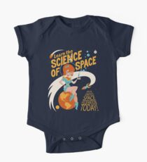 United Space Federation One Piece - Short Sleeve