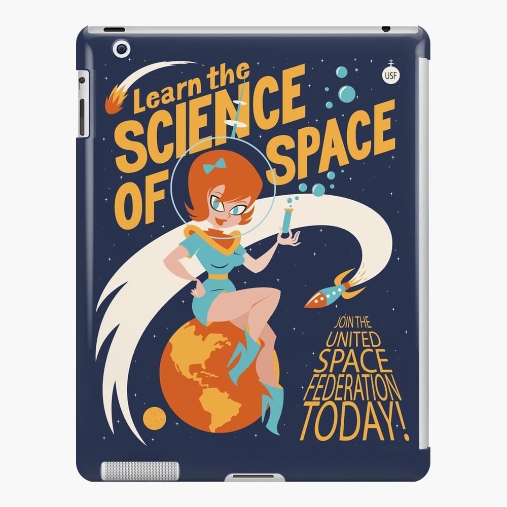 United Space Federation iPad Case & Skin