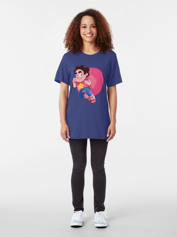 Alternate view of Steven Universe Slim Fit T-Shirt