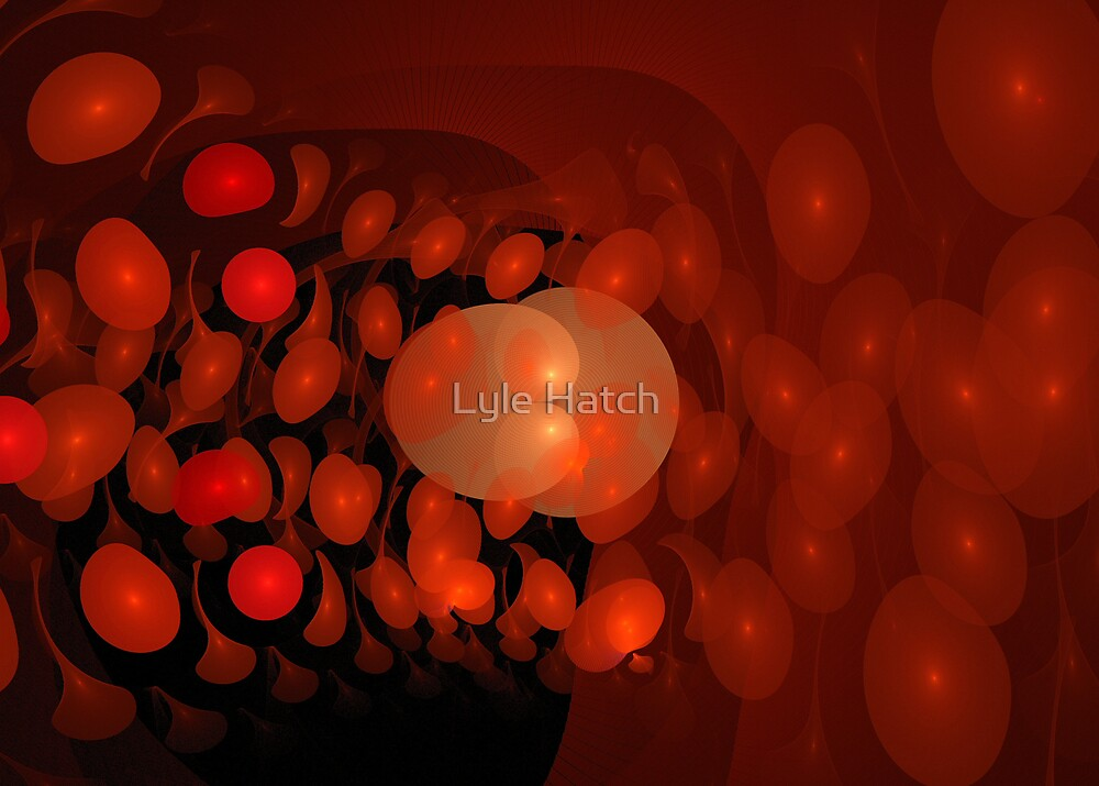 Life's Blood by Lyle Hatch