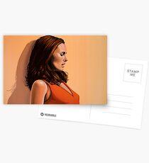Natalie Portman Postcards