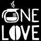 One Love WHT by GoodPotGoodLife